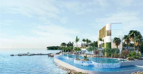 Dự án Ha Tien Venice Villas có giá từ 11,8 triệu đồng một m2