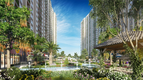 Imperia Sky Garden đáp ứng nhu cầu căn hộ gần phố cổ