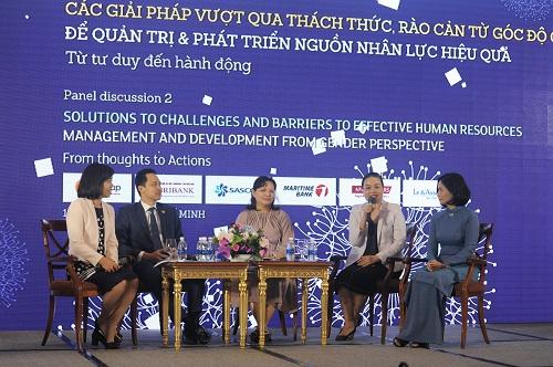 Sasco tiên phong thực hiện bình đẳng giới trong môi trường làm việc tại Việt Nam