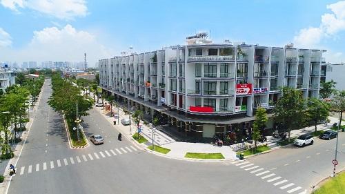 Hàng trăm nhà phố Van Phuc City bàn giao trước Tết