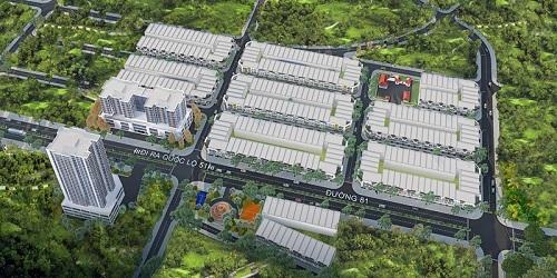 Cơ hội sở hữu đất nền tại Ecotown Phú Mỹ với giá từ một tỷ đồng
