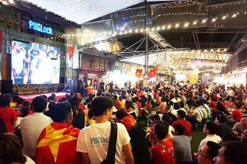 PHGLock treo thưởng 3,6 tỷ đồng cho đội tuyển Việt Nam