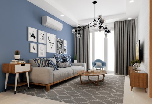 Mipec City View cung cấp đa dạng căn hộ cho các gia đình