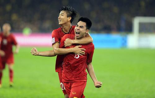 Vietcombank treo thưởng trước trận chung kết lượt về AFF Cup 2018
