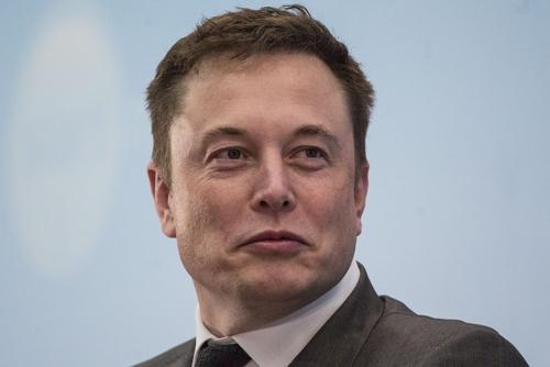 Elson Musk - ông chủ hãng xe điện Tesla. Ảnh: Bloomberg