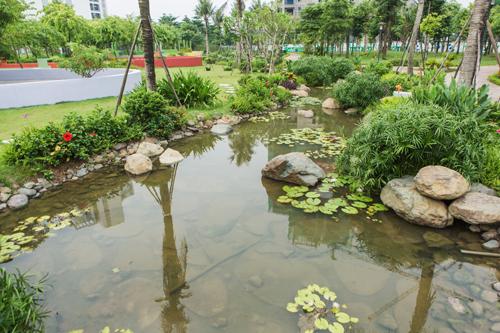 Hồng Hà Eco City đáp ứng nhu cầu về không gian sống xanh kèm tiện ích