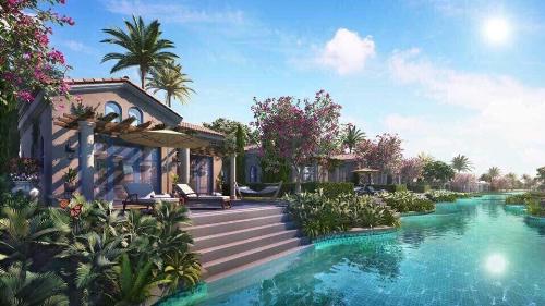 Novahills Mũi Né ra mắt khu biệt thự sở hữu hồ bơi dài 250m