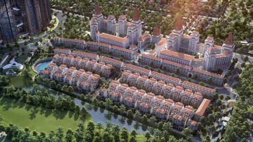 Sunshine Group ra mắt khu biệt thự phong cách châu Âu ở Hà Nội