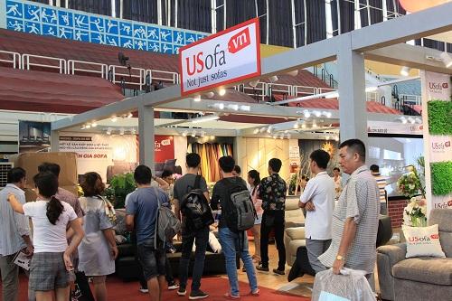 Vietbuild Home 2018 tổ chức hơn 2.200 gian hàng triển lãm