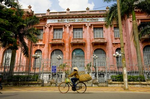 Lợi thế nội đô của dự án Bach Dang Luxury Residence