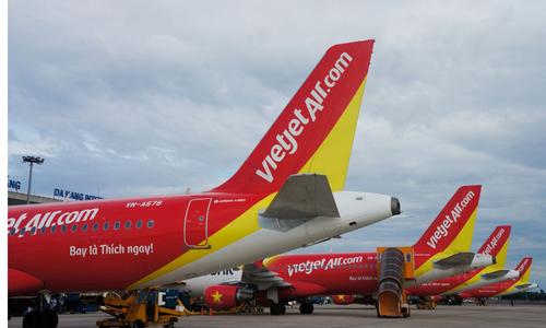 Vietjet muốn mở đường bay đến Côn Đảo