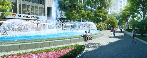 Sở hữu căn hộ trung tâm nội đô với 210 triệu đồng ban đầu