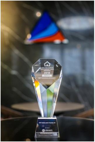 Đất Xanh Miền Trung nhận giải thưởng quốc tế