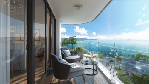 Cơ hội đầu tư căn hộ nghỉ dưỡng bên vịnh biển Hạ Long