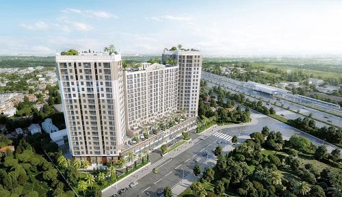 Vietcombank tài trợ tín dụng cho dự án Centum Wealth Complex