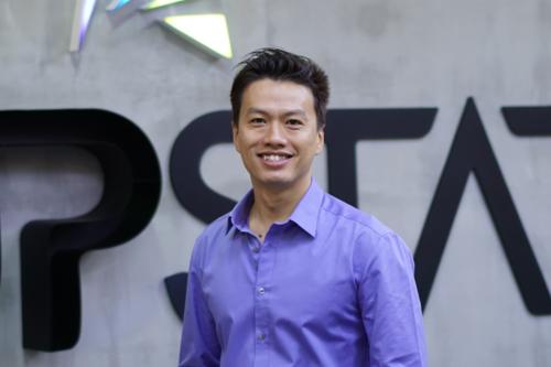 Ông Trần Kiến Uy - Giám đốc điều hành UpStar Labs.