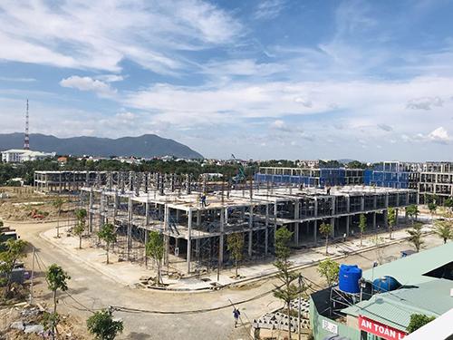 Địa ốc Bà Rịa - Vũng Tàu thu hút nhiều dự án bất động sản