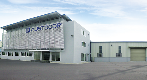 Cửa cuốn Austdoor được vinh danh thương hiệu quốc gia