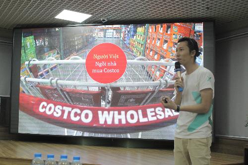 Dịch vụ giúp người Việt ngồi nhà 'dạo' siêu thị Costco của Mỹ
