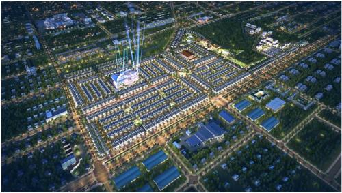 Hệ thống tiện ích đẳng cấp tại dự án Cát Tường Phú Hưng