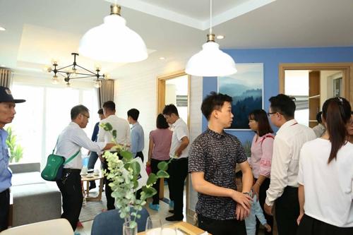 Dấu ấn thành công trong dòng bất động sản đại chúng của Mipec City View