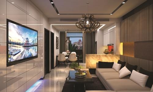 Ba lợi thế tại dự án căn hộ cao cấp Golden Park Tower