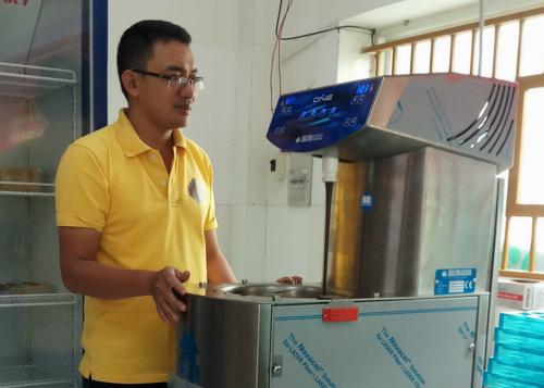 Giám đốc bán nhà Sài Gòn về quê làm chocolate