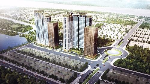 CitiAlto là dự án căn hộ thứ tư của Nhà phát triển Kiến Á tại khu đô thịCát Lái .