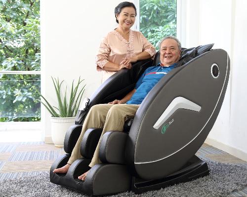 5 thương hiệu ghế massage toàn