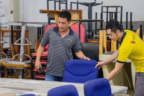 Chuỗi cửa hàng nội thất 'second-hand' nở rộ ở TP HCM