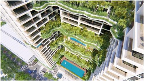 Bốn điểm nhấn tại dự án nghỉ dưỡng mang thương hiệu Mỹ ở Phú Yên