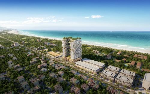 Apec Mandala Wyndham Phú Yên tọa lạc tại vị trí bốn mặt tiền đắt giá.