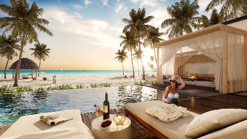 Tại Mövenpick Resort Waverly Phú Quốc, du khách sẽ được tận hưởng kỳ nghỉ dưỡng tuyệt vời giữa thiên nhiên và biển xanh vô tận