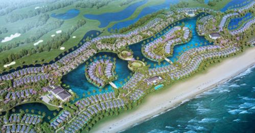Vingroup với những dự án tâm điểm tại đảo ngọc Phú Quốc - Ảnh: Internet