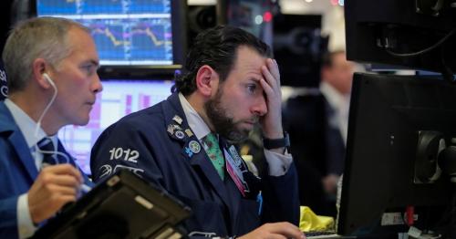 Thị trường tài chính toàn cầu bị chao đảo trong năm 2018 với hàng loạt biến cố bất ngờ. Ảnh: Reuters