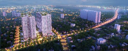 Những căn hộ city view tại Imperia Sky Garden đang được đông đảo khách hàng ưu tiên lựa chọn
