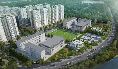 Him Lam Green Park  Thành phố Giáo dục, thương mại mới của Bắc Ninh - xin bài edit gấp  - 1
