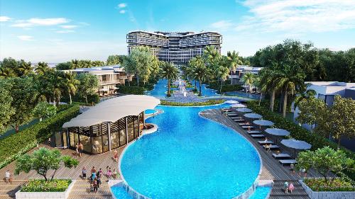 CEO Group sắp ra mắt dự án nghỉ dưỡng 5 sao tại Phú Quốc