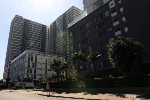Khu đất 119 Phổ Quang, P.9, quận Phú Nhuận, TP HCM (diện tích 15.028m2, dự án Golden Mansion).