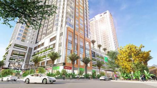 Green Star Sky Garden là một dự án nhiều dấu ấn của Hưng Lộc Phát trong năm 2018.