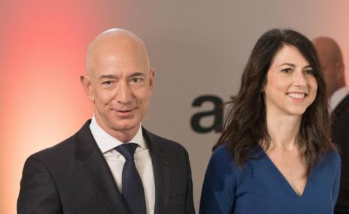 Amazon sẽ ra sao khi vợ chồng ông chủ ly hôn?