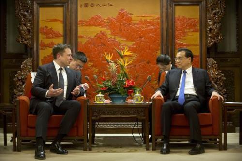 Những ngày tươi đẹp của Elon Musk tại Trung Quốc - 1