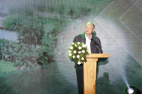 Ông Phan Chánh Dưỡng -nguyên Tổng giám đốc sáng lập Công ty TNHH MTV Phát triển công nghiệp Tân Thuận (IPC), cổ đông sáng lập Công ty CP Long Hậu đồng thời là Giám đốc quỹ hỗ trợ cộng đồng Lawrence S. Ting kỳ vọng lớn vào mô hình khu đô thị công nghiệp sinh thái.