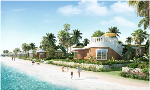 Xuân Thành Paradise Golf & Resort - dự án nghỉ dưỡng mới tại Bắc Trung Bộ. - Kinh Doanh