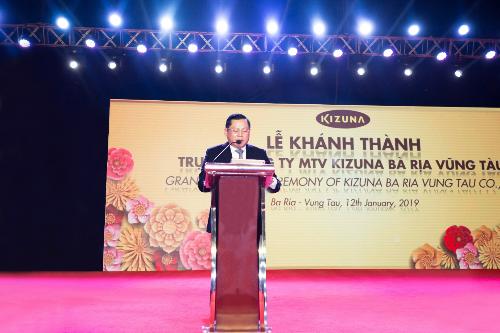 Khánh thành trụ sở công ty Kizuna tại Bà Rịa - Vũng Tàu