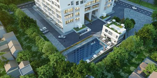 Chủ đầu tư Athena Complex - Pháp Vân đưa ánh sáng tự nhiên vào căn hộ