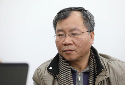 Chuyên gia kinh tế Vũ Đình Ánh nói về nhu cầu mua nhà của giới trẻ.