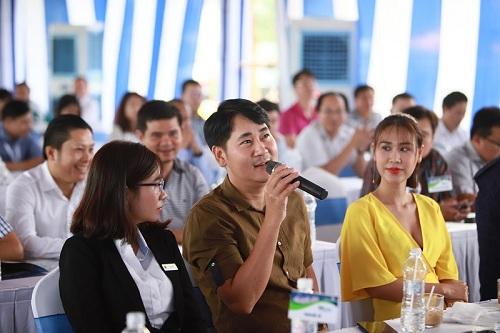 Đạo diễn Lê Minh chia sẻ cảm nhận về dự án này.