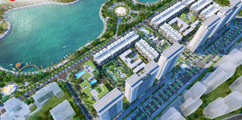 Khai Sơn Town triển khai nhiều ưu đãi cho người mua nhà.