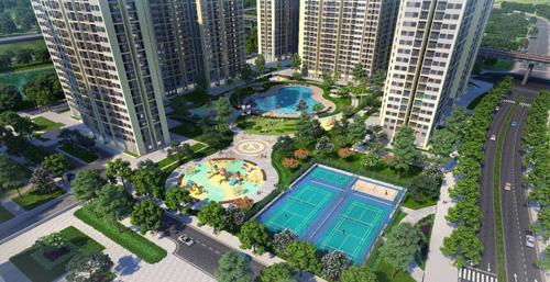 Dự án VinCity được quy hoạch theo mô hình đại đô thị Singapore.